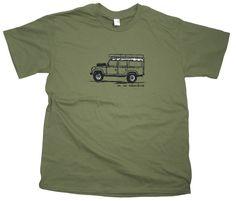 Men's Land Rover Adventure T-Shirt