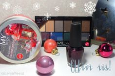 Christmas giveaway for the readers on my beauty blog ♥