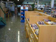 Interior de la Biblioteca Maria Aurèlia Capmany. Autor: Bib. St. Boi. M.A. Capmany. Lloc: Sant Boi de Llobregat. Canning, Home, Author, Ad Home, Homes, Home Canning, Haus, Conservation, Houses