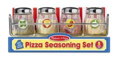 Melissa and Doug Pizza Set