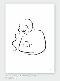 Pregnancy Cartoon Wallpaper - Pregnancy Quotes In Hindi - Pregnancy First Ultrasound - Rare Pregnancy Symptoms - Pregnancy Food Recipes - Best Pregnancy Workout Pregnancy Art, Pregnancy Style, Pregnancy Drawing, Pregnancy Journal, Pregnancy Fashion, Pregnancy Outfits, Pregnancy Workout, Maternity Fashion, Family Drawing
