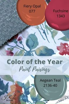 Color of the Year 2021 Aegean Teal Colour Schemes, Color Trends, Color Combos, Benjamin Moore Paint, Benjamin Moore Colors, Room Colors, House Colors, Teal Wall Colors, Muebles Shabby Chic