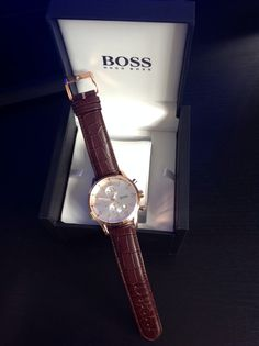 Men's Hugo Boss Chronograph Watch (1512519) - WATCH SHOP.com™