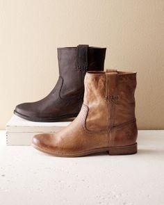 Frye Shortie Boots