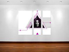 Yoko Ono quote poster art #posterart
