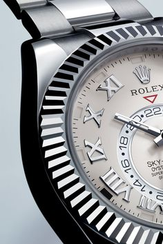 Rolex Sky-Dweller. #Mens #Watches #Rolex