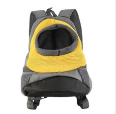 Pet Mesh Backpack Carrier
