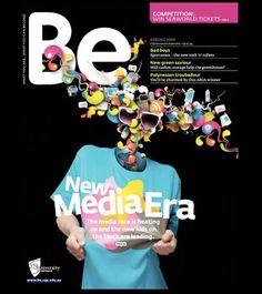 Showcase of Creative Magazine Covers