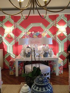 lily pulitzer at high point.  I DIE. photo by jamie meares.