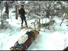"""Feb 21 - Official Lure of the North """"Explorer's Club"""" Expedition of Seven days across Killarney Provincial Park, from Johnnie Lake in the SE . Winter Travel, Park, Youtube, Outdoor, Outdoors, Parks, Outdoor Games, Youtubers, Youtube Movies"""