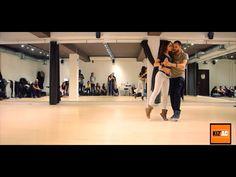 Kaem & Marine Kizomba – Elastic Heart Impro - YouTube