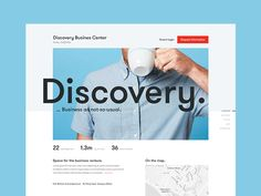 Discovery by Jacob Irwin - Dribbble