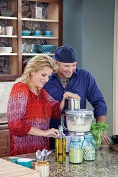 3. Garth Brooks And Trisha Yearwood