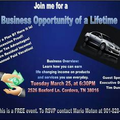 Want to change your financial situation. Join me!!