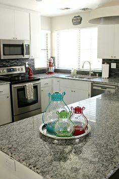 Kitchen Makeover: Before and After #bhglivebetter