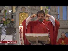 o.Kuffa - o Duchu Svätom 20.5.2018 - YouTube Youtube, Youtubers, Youtube Movies