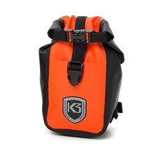 Protect your valuables from water, snow, sand and dust. Constructed of RF welded seams, the K3 Sport waterproof bag is water tight and ready to roll. Shed water in style with the best waterproof dry bag available today!