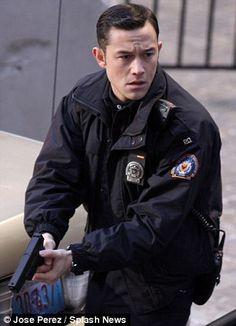 Joseph Gordon-Levitt in The Dark Knight Rises: Great movie!!