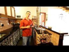 Fogão a lenha ecológico modelo Ecoforno com serpentina - YouTube