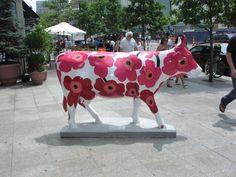Marimekko cow!