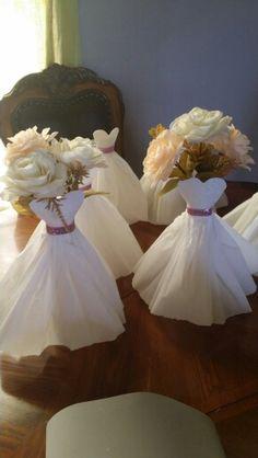 Vestidos de novia para madre soltera
