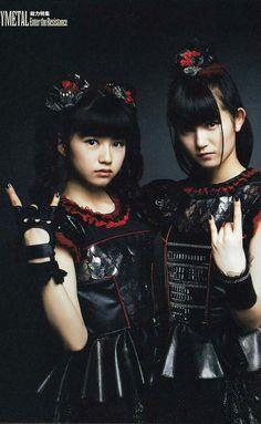 Su & Yui BABYMETAL