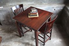 Lancaster-County-inspired Modern Tables #peacefulvalleyfurniture #handcrafted