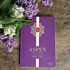 Instagram Photo by @thescoutguideaspen (The Scout Guide Aspen) The Scout Guide, Book Flowers, Aspen, Instagram Accounts, Charlotte, Lavender, Books, Libros, Book
