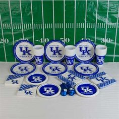 Kentucky Wildcats Ultimate Tailgate Party Pack #UltimateTailgate #Fanatics