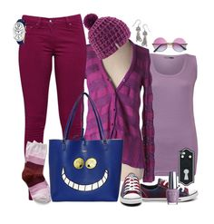 Never Fully Dressed without a Smile by leighanned on Polyvore