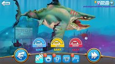 Hungry Shark World v1.6.0 Mod Apk [Unlimited Coins/Diamonds] | latest android games mod apk 2016-2017