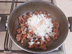 Abant Kebabı Tarifi Yapılış Aşaması 4/20 Acai Bowl, Grains, Rice, Breakfast, Food, Acai Berry Bowl, Morning Coffee, Essen, Meals
