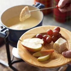 Fireside Beer-Cheese Fondue