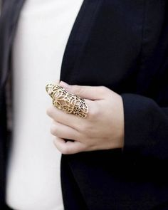 ARMOUR WEB RING