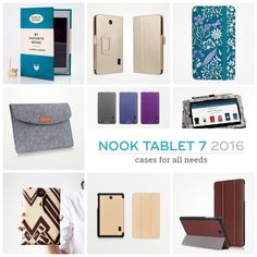 11 Nook Tablet 7 2016 Cases For Different Needs And Tastes