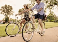 Linus Bicycles at the Ojai Valley Inn & Spa // Explore the resort grounds or ride just a couple short blocks into Downtown Ojai's entertainment district.