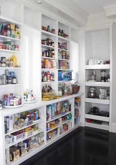 All white pantry design with measurments to help you diy your pantry all white pantry design with measurments to help you diy your pantry shelving shelterness do it yourself pinterest pantry design pantry shelving solutioingenieria Images