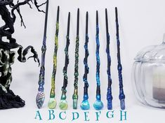 Harry Potter Wedding, Harry Potter Wand, Harry Potter Gifts, Harry Potter Halloween Costumes, Harry Potter Cosplay, Witch Wand, Wizard Wand, Harry Potter Christmas Gifts, Beautiful Witch