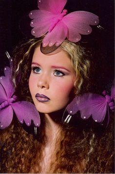 Make-up Award winnende foto van Inze Meijer make-up Artist. Fotograaf: Stephan Jansen fotografen