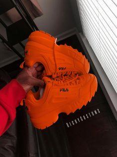 FILA Disruptor2 Shoes Athletic Running White FS1HTA1071X_WWT