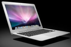 Macbook Air. Revolutionary technology, wouldn't you say? Watch movies, TV, etc...Read how.