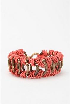 UrbanOutfitters.com > Vintage Beaded Bracelet