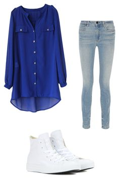 """""""Untitled #37"""" by reaganrose-2033 ❤ liked on Polyvore featuring Alexander Wang and Converse"""