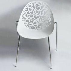 Sedia Stark by Pezzani  http://www.keihome.it/tavoli-e-sedie/sedie/stark-pezzani/3607/