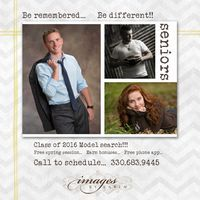 Senior Model Search for class of 2016