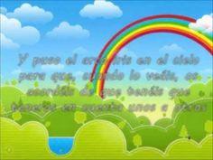 Cuento del Arco Iris (Letra)