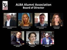 ALBA Alumni Association - New Board of Directors