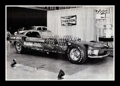Amazing cars the munsters and rob zombie on pinterest for Garage volkswagen munster
