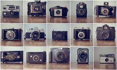 cameras, cameras, cameras. <3