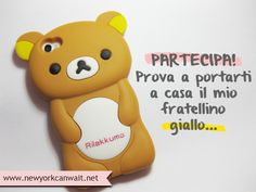 RILAKKUMA CASE GIVEAWAY by New York can wait...